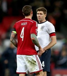 Agger and Gerrard