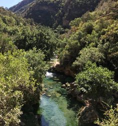 How to get to Akchour Waterfall from Chefchaouen on a day trip with public transport. Morocco Beach, Visit Morocco, Beautiful Pools, Beautiful Places, Landscape Photography, Nature Photography, Public Transport, Hiking Trails, Day Trip