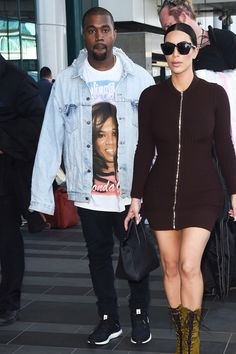 Yeezus Era Fits: Circa 2013 - Page 4 « Kanye West Forum Kanye West Outfits, Kanye West Style, Kanye West Yeezus, Yeezy Outfit, Kim K Style, Kim And Kanye, Funky Outfits, Versace Men, Hoodie Jacket