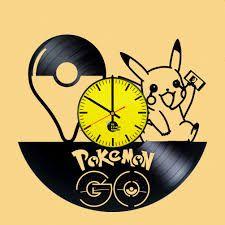 Resultado de imagen para pokemon go clock