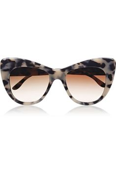 stella tortoise cat eye specs