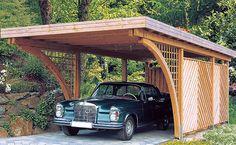 euro carport | Tags: Autounterstand | bauen | Bausatz | Carport