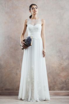 Take a look at the dreamy new wedding dress collection from Divine Atelier, filled with unique wedding dresses and eclectic styles. Polka Dot Wedding Dress, Wedding Dresses 2014, Boho Wedding Dress, Bridal Dresses, Wedding Gowns, Bridesmaid Dresses, Bridal Veils, Bridal Musings, Divine Atelier