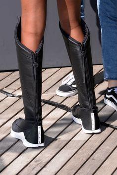 31b5fb5979e28c PSNY x Air Jordan 15 Knee-High Boot (5)