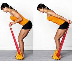Healthy Back Exercises Body Fitness, Physical Fitness, Fitness Goals, Fitness Tips, Thigh Exercises, Back Exercises, Daily Exercise Routines, Hard Workout, Loose Weight
