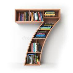 Heretic, Rebel, a Thing to Flout: Murfin's Seven Books in Seven Days—The Rou. Wall Shelves Design, Bookshelf Design, Corner Furniture, Kids Furniture, Wooden Shelves, Floating Shelves, 3d Foto, Decorating Bookshelves, Shelves In Bedroom