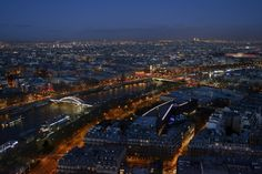 Paris by night by Jean-no�l Viltard on 500px