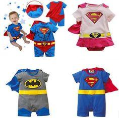 Bodys Superman-Batman AliExpress