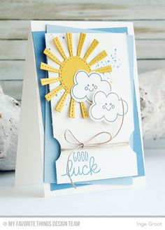 Lucky, Distressed Patterns, Lucky Die-namics - Inge Groot  #mftstamps