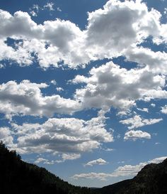 clouds | Clouds affect Earth's climate by absorbing and radiating solar energy ...