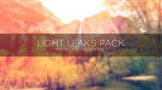 Free Light Leaks Pack | CreativeDojo