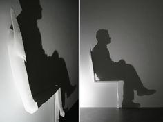 Amazing Shadow Art by Kumi Yamashita | Bored Panda