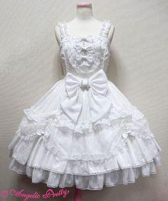 Angelic Pretty Romantic Blossom Princessジャンパースカート
