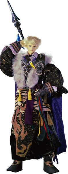 Thunderbolt Fantasy: Kenichi Suzumura as the voice of Juǎn Cán Yún. #puppetry