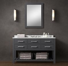 Hutton Washstands | Restoration Hardware