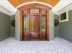 Front Door Ideas. Beautiful Ideas for #Front #Doors.