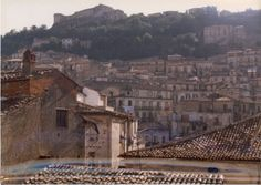 Cosenza - that looks like the house my mother and all 11 siblings grew up in in Cosenza