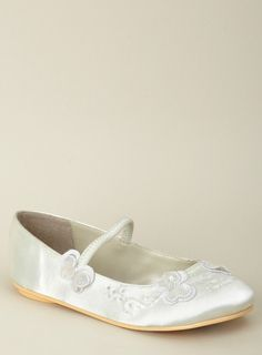 Flower Girl Shoes - BHS