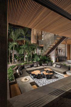 Exterior Design, Interior And Exterior, Outdoor Living Rooms, Dream Home Design, Modern House Design, Villa Design, Sims House, Maine House, House Goals
