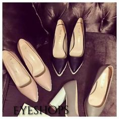 Shoes ideas - heels and sports style in the same time - Milly