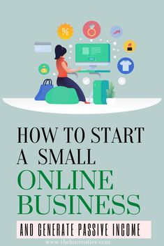 Find out how you can start an online business and generate an income in 6 easy steps Starting Your Own Business, Start Up Business, Business Planning, Business Tips, Business Entrepreneur, Business Marketing, Online Marketing, Marketing Ideas, Media Marketing
