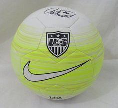 2dd47b179 Abby Wambach US Women s Soccer Team Nike Signed Soccer Ball JSA 136454   Futbol  Soccer