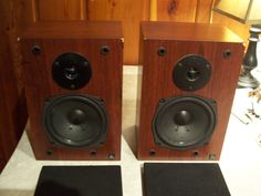 vintage klipsch bookshelf speakers. vintage ar bookshelf speakers / monitors great by nashvillepicker, $75.00 klipsch e