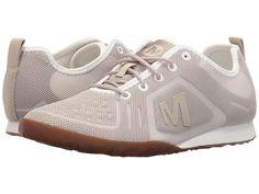 959c114c888 Merrell Civet Lace Women s Shoes Silver Lining Silver Shoes