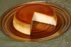 Original recipes from around the world Creme Caramel, Flan, Caramel Recipes, Tahini, Original Recipe, Sweet Recipes, Yummy Food, Delicious Recipes, Cheesecake
