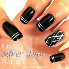 """Képtalálat a következőre: """"new years nail art silver"""""""
