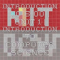 Introduction to 6.00 | Unit 1 | Introduction to Computer Science and Programming | Electrical Engineering and Computer Science | MIT OpenCourseWare