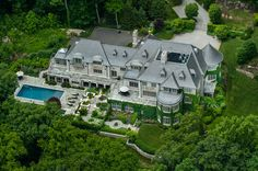 Luxury real estate in Armonk NY US - Grandeur in Conyers Farm - JamesEdition