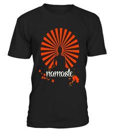 yoga buddha shanti india meditation body fun T-Shirt - Limited Edition