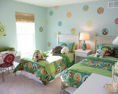 Eclectic Kids Colorful Kids' Rooms Design, Pictures, Remodel, Decor and Ideas - page 21