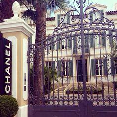 Imagem de chanel, house, and luxury