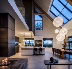Dordrecht Culimaat High End Kitchens Small Apartment Bedrooms, Small Apartments, Interior Exterior, Interior Architecture, Interior Design, Residential Architecture, High End Kitchens, Luxurious Bedrooms, New Homes