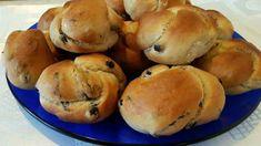 Bread Rolls, Bagel, Sweet Recipes, Biscuits, Favorite Recipes, Sweets, Snacks, Cooking, Breakfast