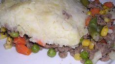 Ground Beef Shepherd's Pie