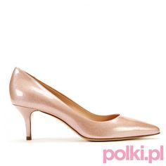 #czółenka #shoes #heels #metalik #polkipl