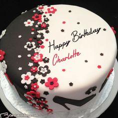 Deepali ji Name Card - birthday cake Happy Birthday Didi, Happy Birthday Sharon, Happy Birthday Cake Writing, Birthday Cake Write Name, Birthday Wishes With Name, Happy Birthday Cake Pictures, Happy Birthday Wishes Cake, Birthday Cake With Photo, Happy Birthday Candles