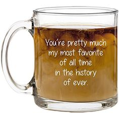 You're Pretty Much My Most Favorite Funny Coffee Mug. Hus... https://smile.amazon.com/dp/B01BRU3QZM/ref=cm_sw_r_pi_dp_U_x_HKE7Ab907SC92