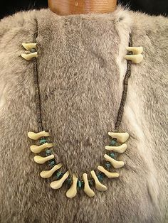 Replica Elk Tooth Necklace
