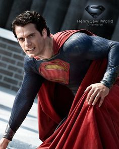 Superman from Man of Steel, submission for Henry Cavill World Man of Steel Superman Man Of Steel, Batman Vs Superman, Hot Actors, Actors & Actresses, Mens Bodysuit, Superman Henry Cavill, Superman Artwork, Film Man, Beautiful Men Faces