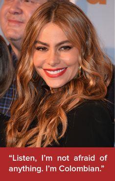 Sofia Vergara is a natural blonde: 'Modern Family' star reveals beauty secrets Sofia Vergara, Famous Colombians, Beauty Secrets, Beauty Hacks, Beauty Tips, Italian Problems, Funny English Jokes, Natural Blondes, Tv Actors