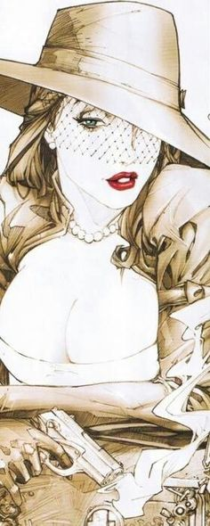 Madame Mirage screenshots, images and pictures - Comic Vine Bd Comics, Image Comics, Comics Girls, Comic Book Characters, Female Characters, Comic Books, Fictional Characters, Marvel And Dc Superheroes, Top Cow