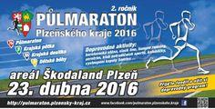 Půlmaraton Plzeňského kraje, který běžcům nabídne už po druhé tři různé tratě, se uskuteční tuto sobotu 23. dubna v areálu Škodaland u Borské přehrady. Ožije tak zábavou doslova pro celou rodinu. Nově letos bude v Dobřanech na trase speciální FAN zóna s programem. Na zítřek, úterý 19. dubna, je také připraven poslední veřejný trénink.