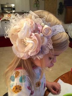 Once Upon A Time Headband - Avry Couture Creations
