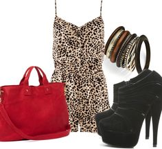 leopard3, created by jakie94 on Polyvore