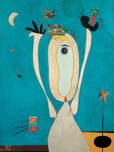 Joan Miro,Metamorphosis, 1936, Albertina, Vienna