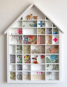 Cute storage for Schleich animals